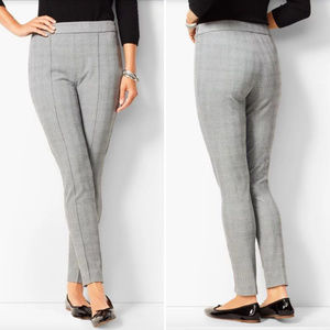 Talbots High Rise Skinny Ankle Bi-Stretch Pants